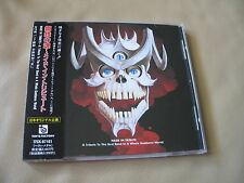 IRON MAIDEN Made in Tribute JAPAN cd OBI