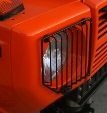 MERCEDES G GE GD LAMPENSCHUTZGITTER GITTER W460 W461 WOLF headlight guards grill
