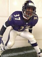 "NFL BALTIMORE RAVENS DEION SANDERS  /  McFARLANES SPORTSPICKS  /  ""EXCLUSIVE"""