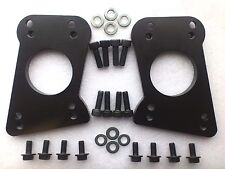 VW BORA GOLF MK4 Complete Installation Kit Rear Wheel Centering Plates-AL0021