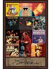 "JIMI HENDRIX POSTER ""COLLECTION"" LICENSED ""BRAND NEW"" LARGE SIZE 61cm X 91.5cm"