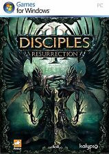Disciples III Resurrection PC Games Window 10 8 7 Vista XP Computer strategy rpg