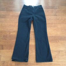 Women's NOT YOUR DAUGHTERS JEANS NYDJ Black Jeans, Size 6P, GREAT CONDITION!