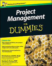 Project Management For Dummies (UK Edition) - New