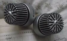 Oktava MK 3-7 Matched Stereo Pair RARE Russian built microphones with graphs