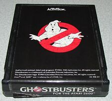 Ghostbusters for Atari 2600 Fast Shipping!