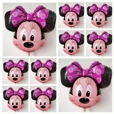 Set of  Minnie Mouse   Balloon Birthday Party Baby Shower 27.5 inch