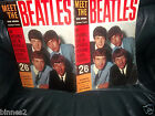 "ORIGINAL-1963- ""MEET THE BEATLES"" STAR SPECIAL MAGAZINE BY THEM &Tony Barrow !"