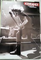 DAVE GROHL (Foo Fighters) on stage Kerrang Large magazine Poster 32x22 inches