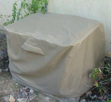 """Extra large rectangular Air Conditioner Cover 38""""x36""""x38""""H - All Weather"""