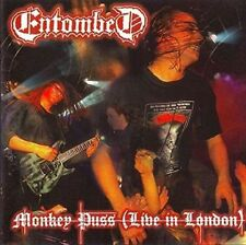 ENTOMBED - Monkey Puss (Live In London) LP - Black Vinyl - Left Hand Path ++