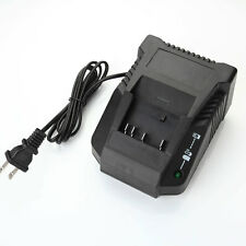 BC630 BAT609 Li-Ion Battery Charger for Bosch 10.8V 14.4V 18V Cordless Drill