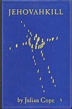 JULIAN COPE JEHOVAHKILL CASSETTE BLUE CASSETTE /CASE TEARDROP EXPLODES PROG
