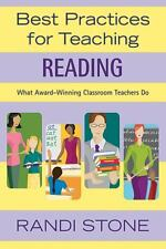 Best Practices for Teaching Reading : What Award-Winning Classroom Teachers...