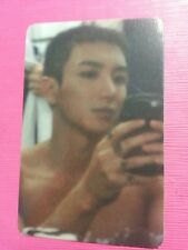 SUPER JUNIOR LEETEUK Ver B Official Photo Card 7th Album Mamacita Lee Teuk