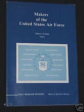 Makers of the United States Air Force by John Frisbee-1987-1st - USAF Aviation