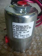 Peter Paul Valves Solenoid P/N 13U4-2