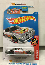 2016 Hot Wheels  * '77 Pontiac Firebird #93 * ZAMAC * N151