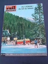vie du rail 1970 1235 LE LIORAN HOLIDAY ON ICE BREST LE CONQUET