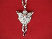 Lord of the Rings Movie Arwen Evenstar Necklace Elf Licensed Costume Accessory