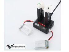 OneHobby Hubsan USB 4fach-Ladegerät für Hubsan/Carson/Revell Lipos 39763