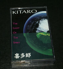 "KITARO ""THE LIGHT OF THE SPIRIT"" TAPE USED VERY GOOD PLUS CONDITIONOUT OF PRINT"