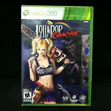 Lollipop Chainsaw  (Xbox 360) Brand New / Factory Sealed