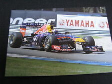 Photo Red Bull Racing RB7 2011 #1 David Coulthard (GBR) Gamma Racing Day Assen 1