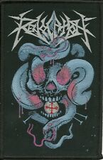 REVOCATION-COMMUNION- WOVEN PATCH-super rare