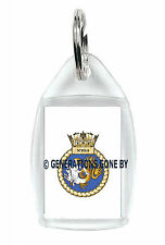 HMS SCYLLA KEY RING (ACRYLIC)