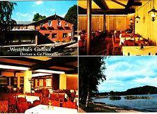 Dersau , Hotel-Restaurant Westphal   ,Ansichtskarte