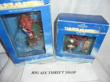 Hallmark Keepsake The Polar Express Magic Bell & First Gift of Christmas 2004