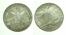 pcc1516_4) Germany Deutsches 10 mark 1972 G Olympische Munchen