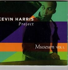 (EV290) Kevin Harris, Project - Museum Vol 1 - 2012 CD