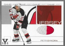 ITG Be A Player Update Jersey Petr Sykora 1/1 Final Vault Devils