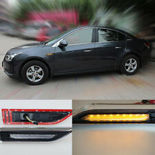 2x LED Side Signal Marker Shark Turn Light For Chevy Holden CRUZE 2009-2013