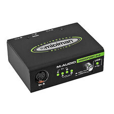 M-AUDIO MIDISPORT 2x2 Midi Interfaccia, DJ Discoteca Anniversary Edition