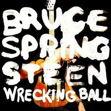 Wrecking Ball di Bruce Springsteen (2012) CD NUOVO in pellicola