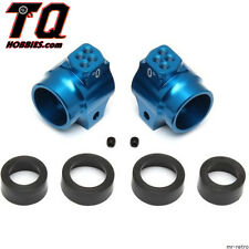 Associated ASC91548 Aluminum Rear Hubs Blue B5 B5M 91548 Fast Ship w Track# inc.