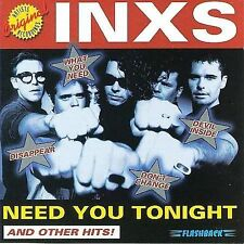 INXS - Need You Tonight and Other Hits (Best of / Greatest) CD
