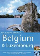 The Rough Guide to Belgium and Luxembourg (Rough Guide Travel Guides) By Martin