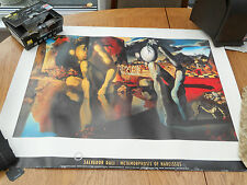 Salvador Dali -Metamorphosis of Narcissus - Print