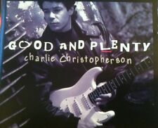 LN RARE CD! Good and Plenty Charlie Christopherson EX 1997 Sandcastle Records