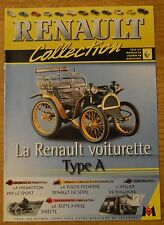 Fascicule Renault Collection, M6 Editions, n°19, Renault voiturette Type A