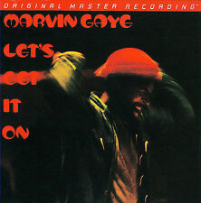 Let's Get It On by Marvin Gaye (CD, Apr-2009, Mobile Fidelity Sound Lab)