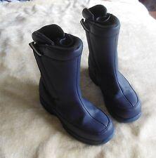 Lands'End Kids/Boys Snow Flurry Boots Size 4M