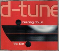 D-Tune - Burning Down / The Fan - CDM - 2008 - Techno Hard House