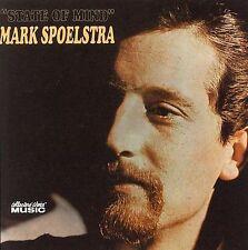 FREE US SH (int'l sh=$0-$3) NEW CD Spoelstra, Mark: State of Mind