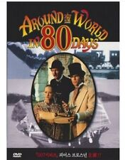 Around The World In 80 Days (1989) DVD - Pierce Brosnan (New & Sealed)