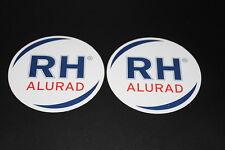 +181 RH Alurad Felgen Rims Räder Aufkleber Sticker Kleber Bapper Autocollant DBL